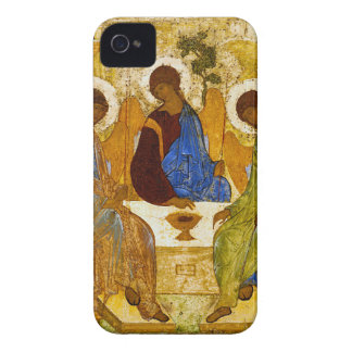 "Andrei Rublev, ""Holy Trinity"" iPhone 4 Case-Mate Cases"