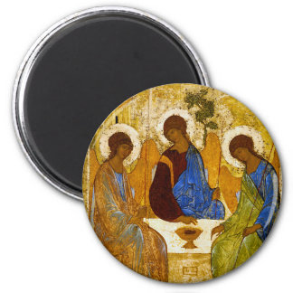 "Andrei Rublev, ""Holy Trinity"" Magnet"