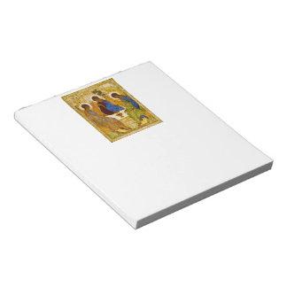 "Andrei Rublev, ""Holy Trinity"" Notepad"