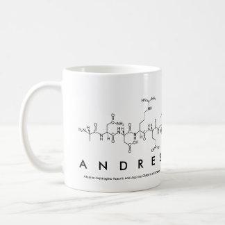 Andres peptide name mug