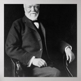 Andrew Carnegie Print