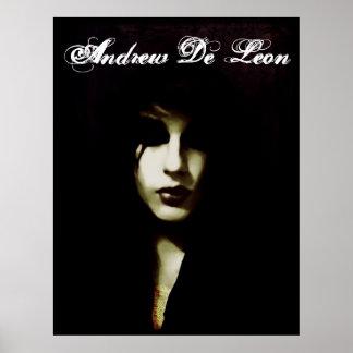 Andrew De Leon - Vamp Poster