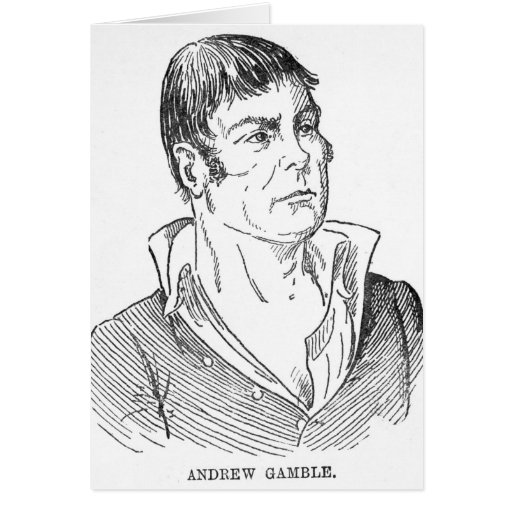 Andrew Gamble Cards