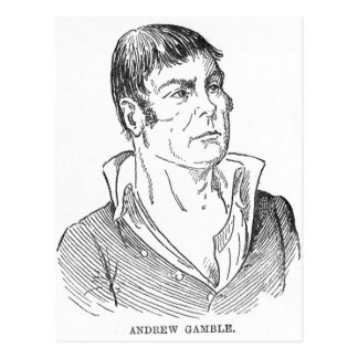 Andrew Gamble Post Cards