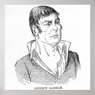 Andrew Gamble Poster