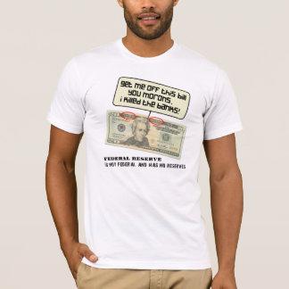 Andrew Jackson I killed the banks T-Shirt
