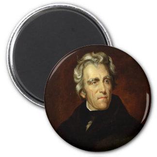 Andrew Jackson magnet