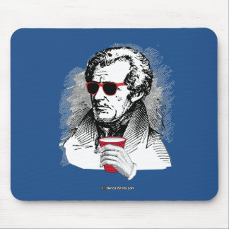 Andrew Jackson Party Animal Mouse Pad