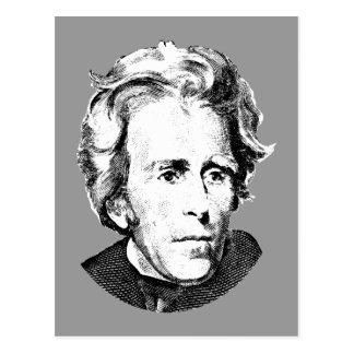 Andrew Jackson Postcards