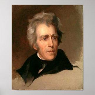 Andrew Jackson Poster