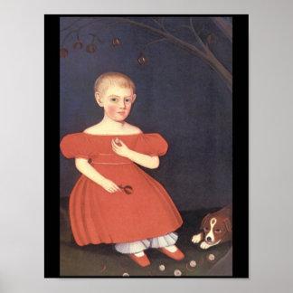 Andrew Jackson Ten Broeck_Portraits Poster