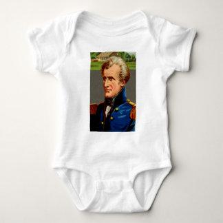 Andrew Jackson Vintage Baby Bodysuit