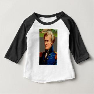 Andrew Jackson Vintage Baby T-Shirt