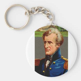 Andrew Jackson Vintage Keychain