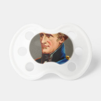 Andrew Jackson Vintage Pacifier