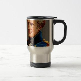 Andrew Jackson Vintage Travel Mug