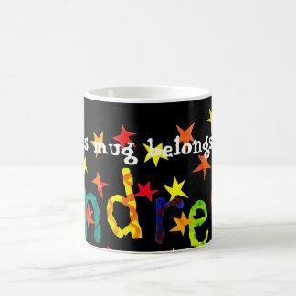 'Andrew' Mug