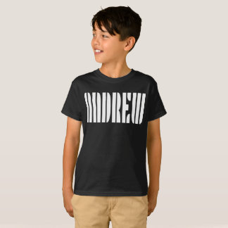 Andrew Name T-shirt