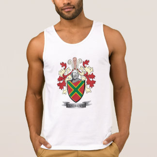 Andrews Family Crest Coat of Arms