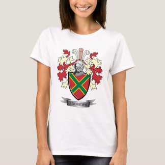 Andrews Family Crest Coat of Arms T-Shirt