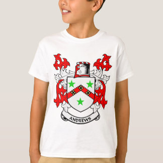 Andrews Family Crest T-Shirt