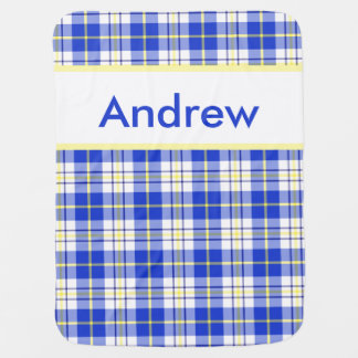 Andrew's Personalized Blanket