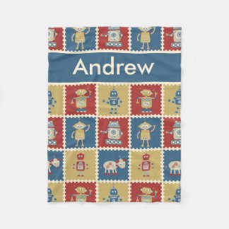 Andrew's Personalized Robot Blanket