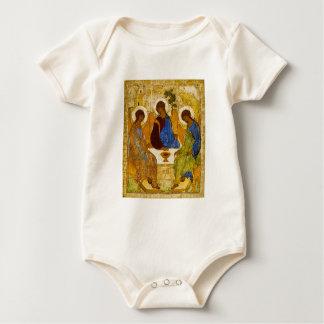 """Andrey Rublev, """"Holy Trinity"""" Baby Bodysuit"""