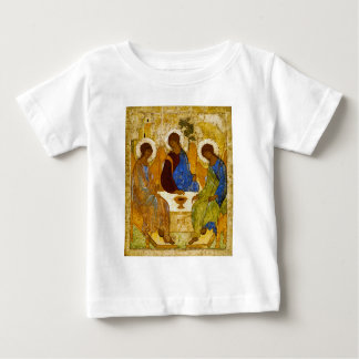 "Andrey Rublev, ""Holy Trinity"" Baby T-Shirt"