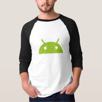 Android 3/4 Sleeve Men's tee
