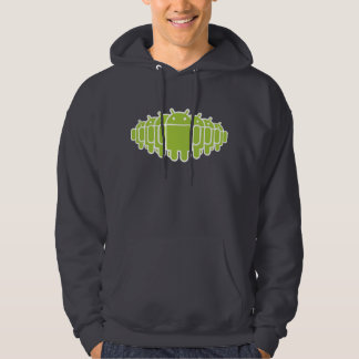 Android Army Hoodies