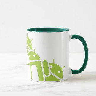 Android Army Mug
