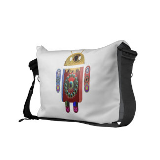 ANDROID by Navin Joshi Courier Bags