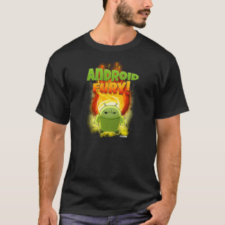 Android fury shirt
