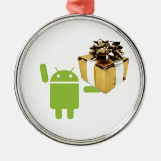 Android Gift Ornament