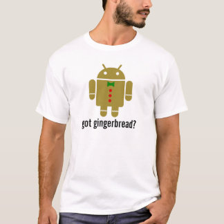 Android Gingerbread T-Shirt