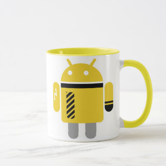 Android Hi-Voltage Mug