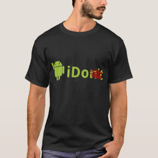 Android iDo Black T-Shirt