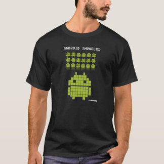 Android Invaders T-Shirt