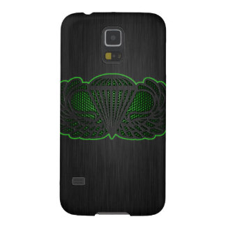 Android Metal Jump Wings Case For Galaxy S5