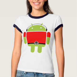 Android Music T-shirt
