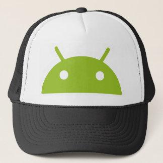 Android Peeking Trucker Hat