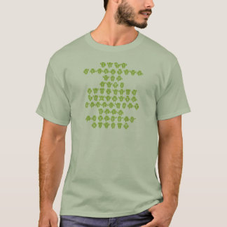 Android Software Developer Saying (Upper Case) T-Shirt