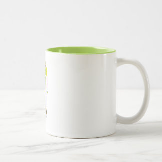 Android Two Tone Mug