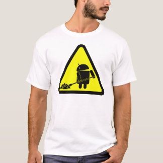 Android under construction T-Shirt