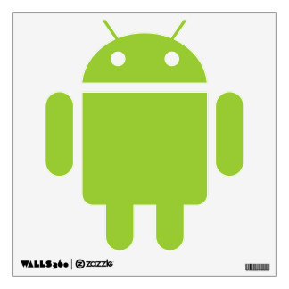 Android Wall Decal