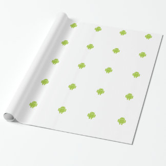 Android wrapping paper