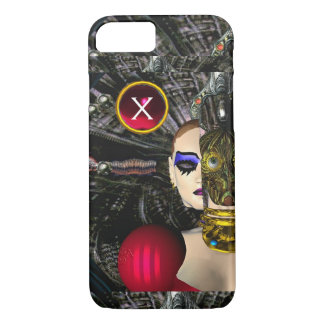 ANDROID XENIA SPACESHIP PILOT,Science Fiction Case-Mate iPhone Case