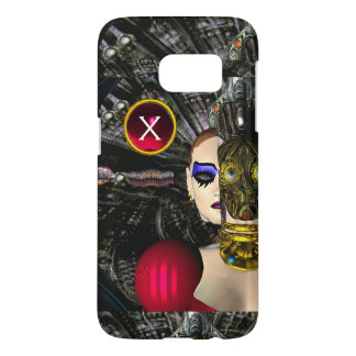 ANDROID XENIA SPACESHIP PILOT,Science Fiction Samsung Galaxy S7 Case