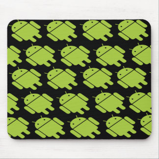 Androids Mousepad